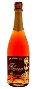 Fleury Brut Rosé Champagne