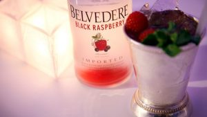 Belvedere Black Raspberry is made by soaking fruit in vodka. (Courtesy Photo)