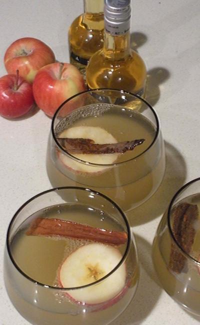 spicy sparkling cider 3