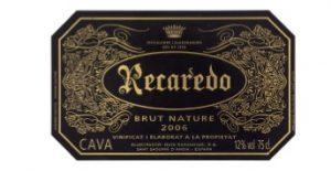 Cavas Recaredo Brut Nature 2006