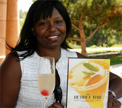 I'll be signing books and talking about bubbly at Epcot's Food & Wine Festival Oct 22-25.