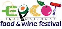 Maria Hunt aka the Bubbly Girl is appearing at Epcot Food & Wine Festival Oct. 22-25.