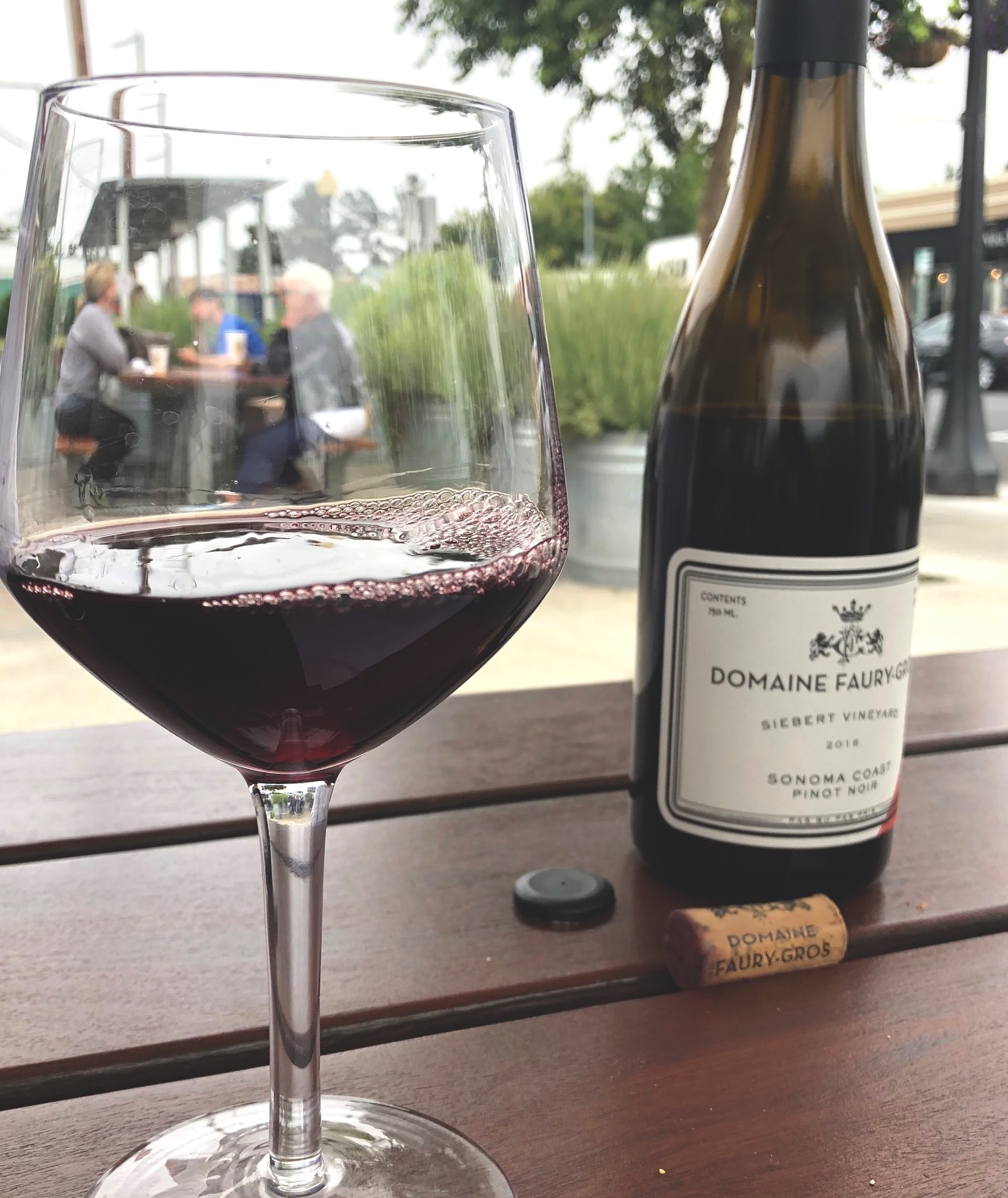 domaine faury gros pinot noir
