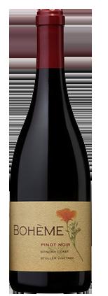 Boheme Wines Stuller Vineyard Pinot Noir