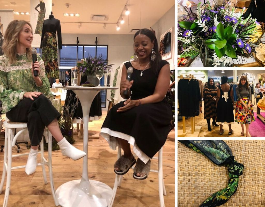 designer tracy reese hope for flowers launch